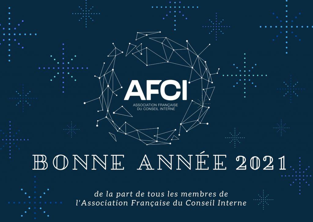 Voeux AFCI 2021